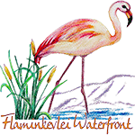 Flaminkevlei Waterfront Logo
